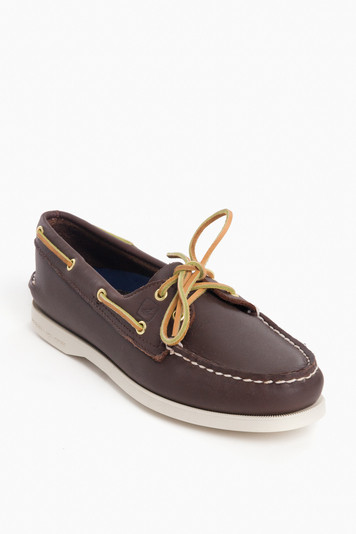 women's authentic original 2-eye core boat shoes