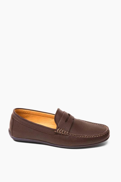 Hudsons Penny Loafer This item ships directly from the vendor within 3 business days.