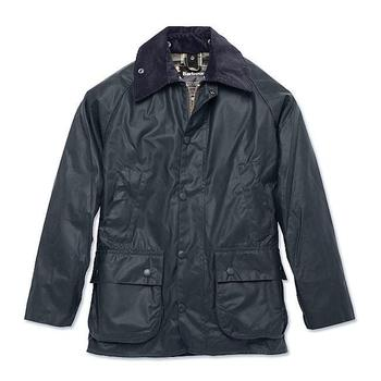 navy bedale wax jacket