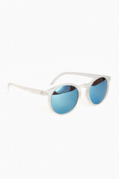Frosted Sky Dipseas Sunglasses