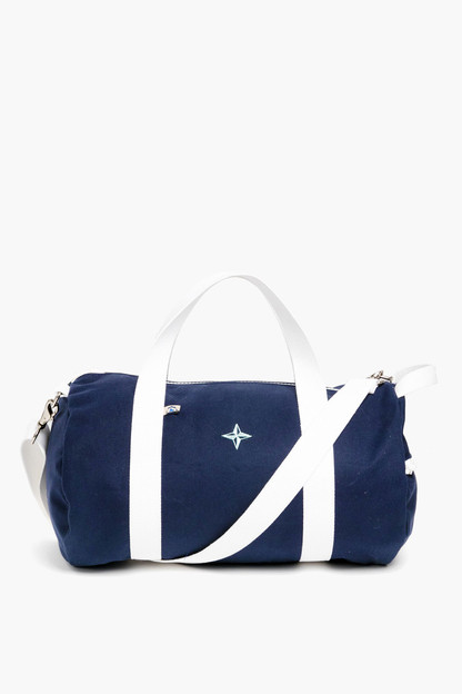 exclusive tuckernuck navy commuter duffle