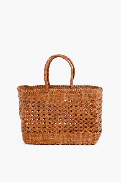 Cannage Tote