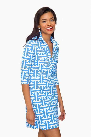 calypso tile winpenny dress