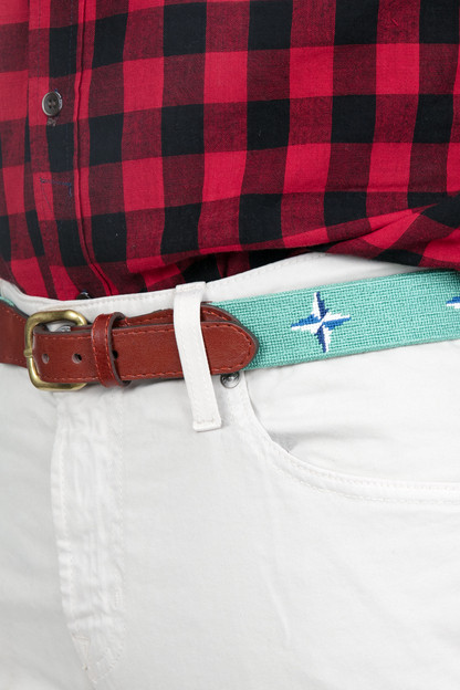 exclusive tuckernuck needlepoint belt