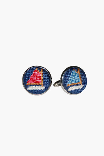 rainbow fleet cufflinks