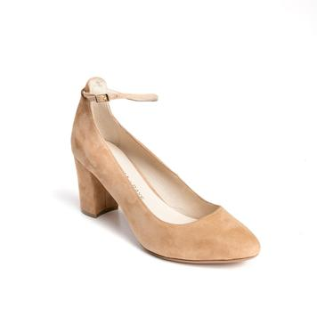 tan ramona pump