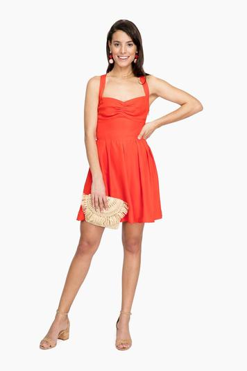 salsa forget me knot dress