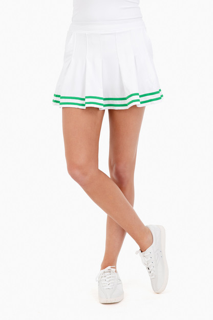 Kelly Trim Original Pleated Tennis Skirt