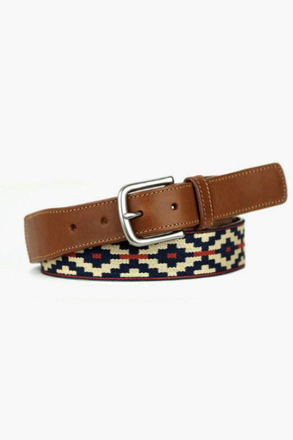 Trucha Woven Belt This item ships directly from the vendor within 3 business days.