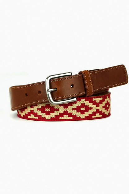 Mendoza Woven Belt This items ships directly from the vendor within 5 business days.