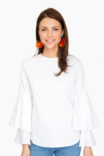white darja top