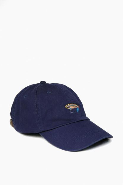 embroidered fly hat