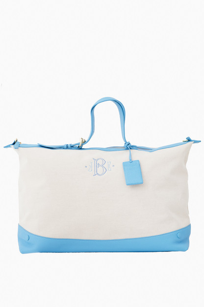 no. 21 light blue weekender