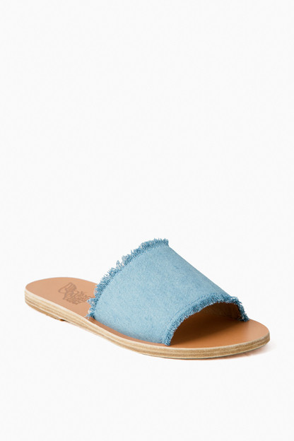 light denim taygete sandals