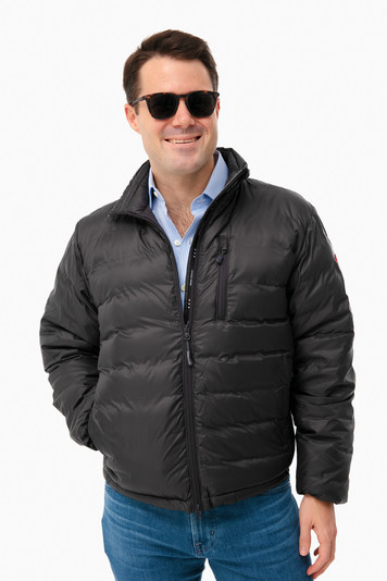 graphite lodge jacket