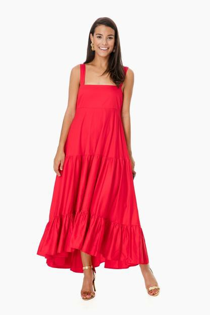 Scarlet Havana Maxi Dress