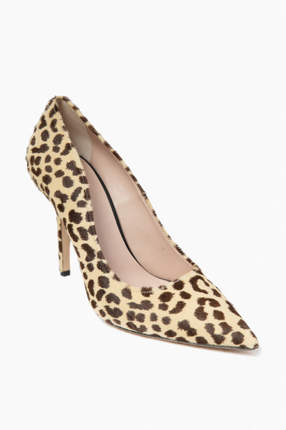 Ariel Leopard Pump Take an extra 30% off with code EXTRA30