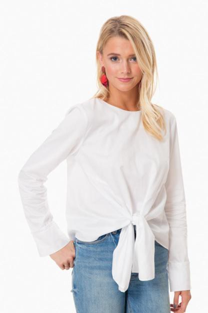 turlington blouse