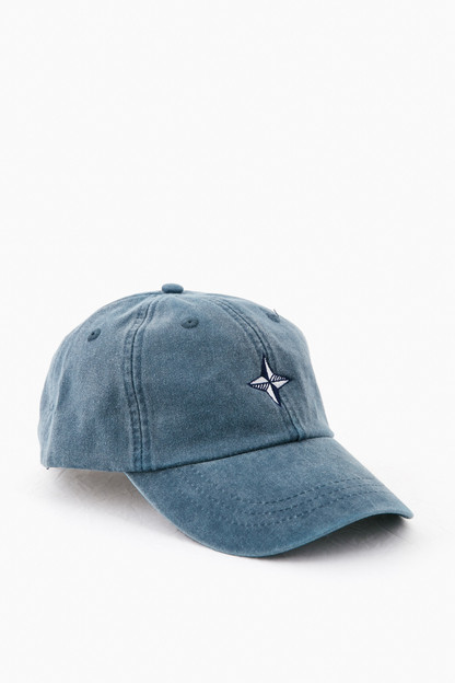 washed navy tuckernuck hat