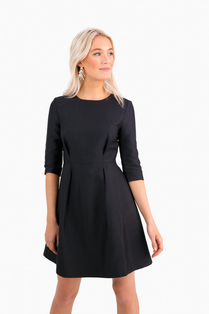 Black Audrey Dress