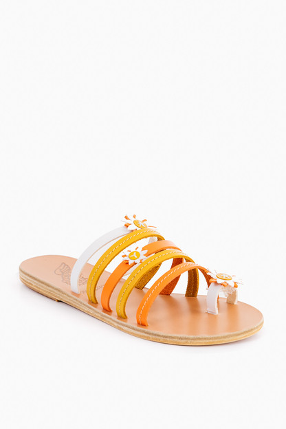 Orange Victoria Sandals Take an extra 30% off with code EXTRA30