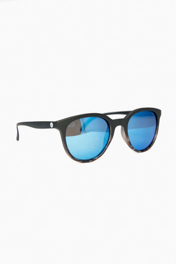 makanis black aqua sunglasses