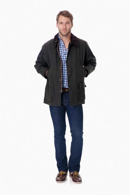 classic bedale wax jacket