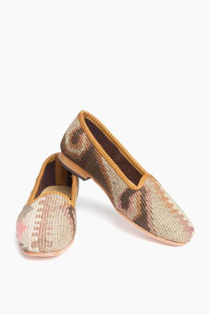 women's classic kilim loafers size 37
