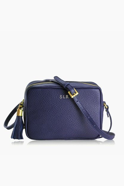 Navy Madison Crossbody This item ships directly from the vendor within 14 business days. Expedited shipping is not available.