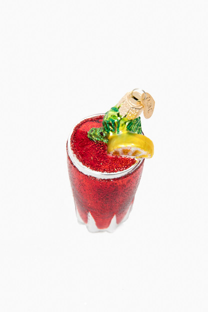 bloody mary ornament