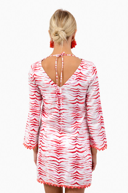 rococco zebra dress