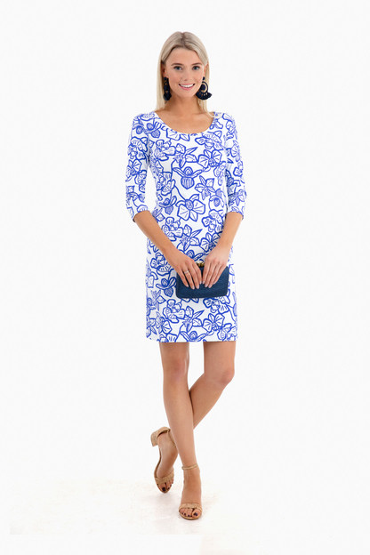 indian sea orchid kilpatrick dress