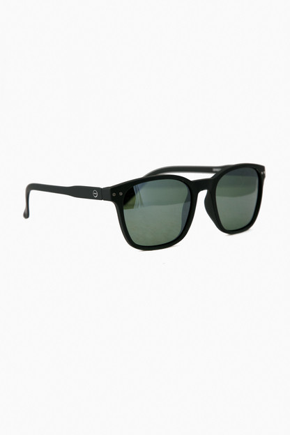 Nautic Black Sunglasses with Polarized Lenses