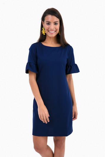 navy dockside dress