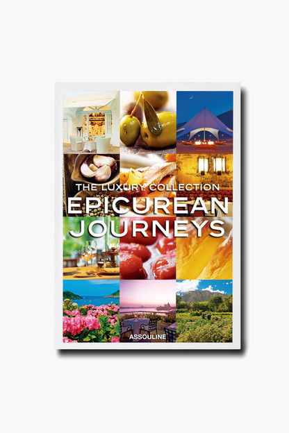 luxury collection: epicurean journeys