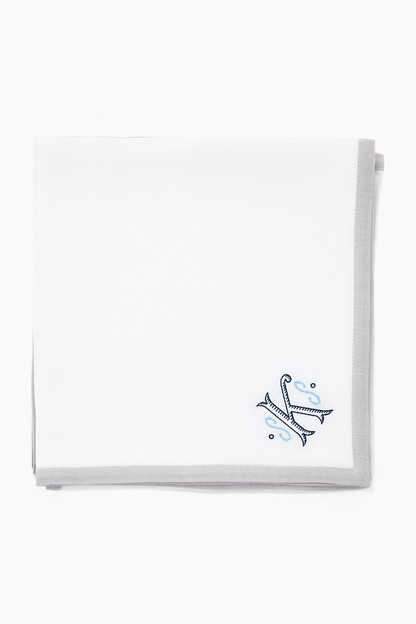 casual couture napkins (set of 4)