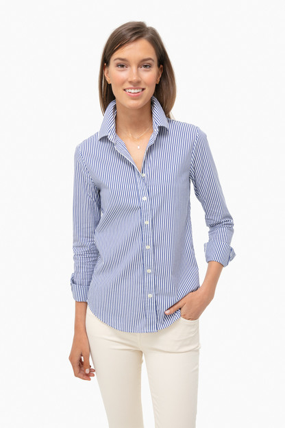 Striped Essential Icon Shirt