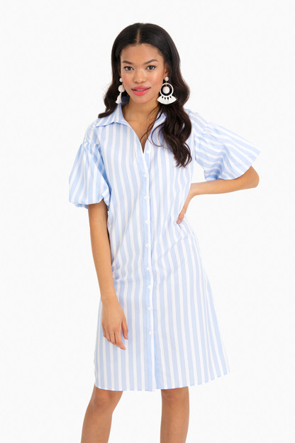 ondine shirt dress