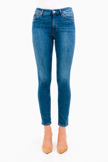 bee wash bridge jeans