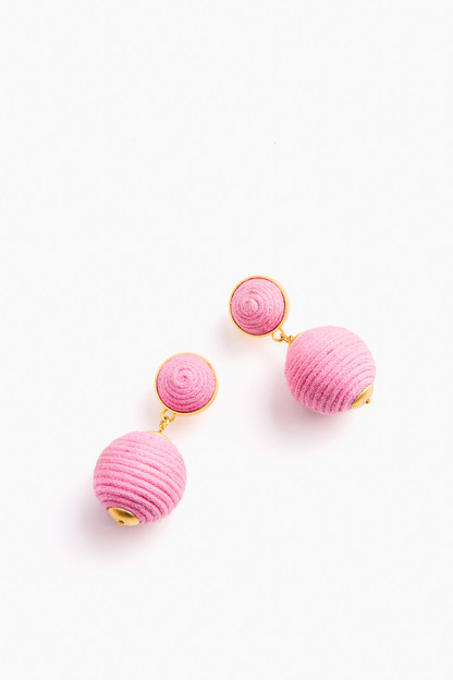 petite lantern earrings
