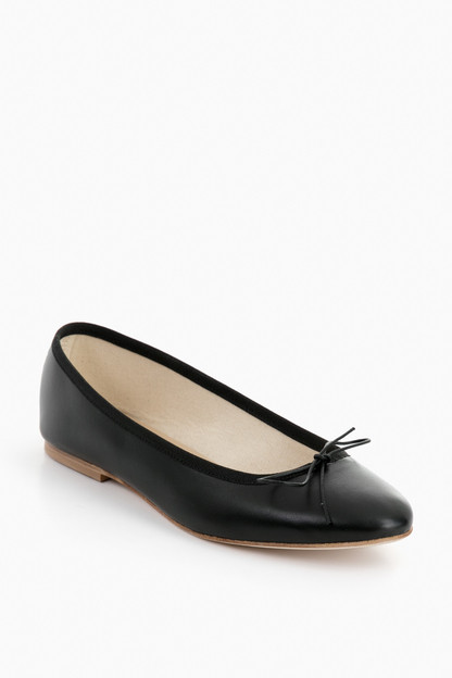 Black Classic Ballerina Flats Take an extra 25% off markdowns with code: FLASH25