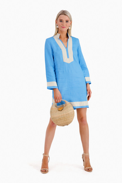 classic tunic with sleeves