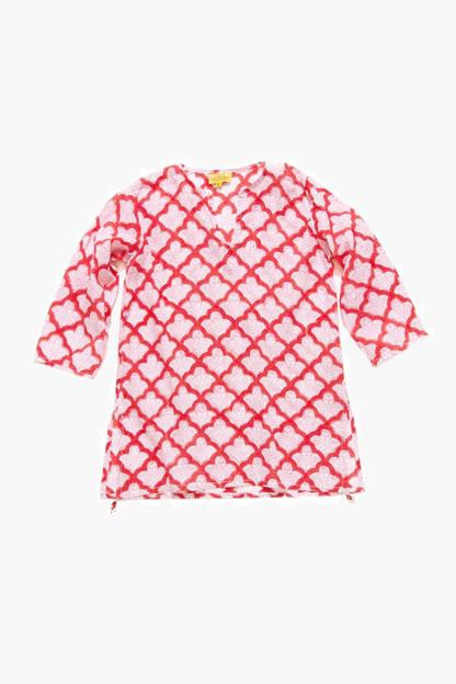 kid's kurta jemina cover up