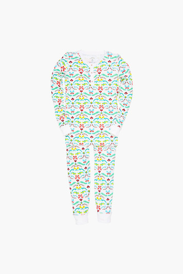 kid's pollen pajamas
