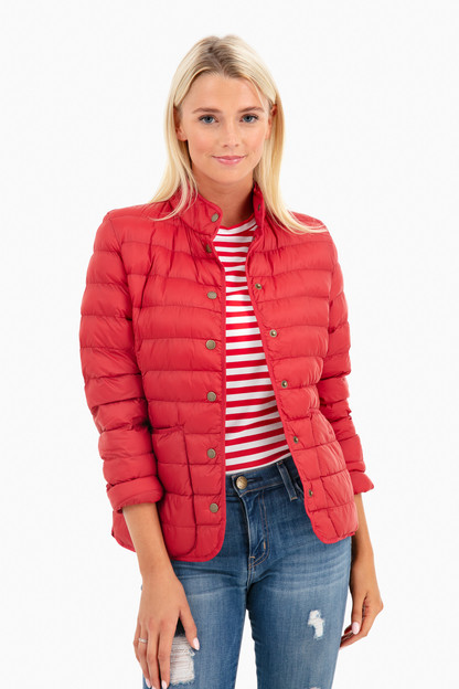 Hollybush Quilted Jacket