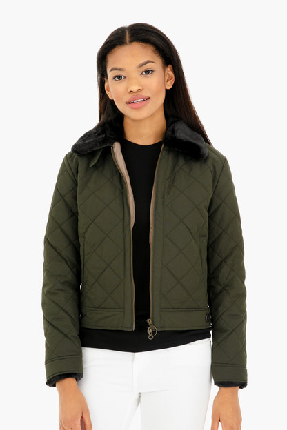 Tetbury Quilted Jacket