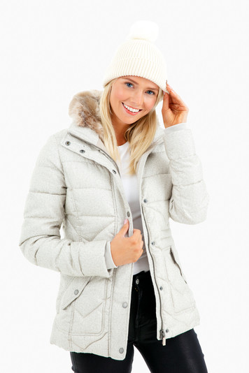 langstone quilted jacket