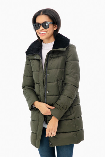 darcy quilted jacket