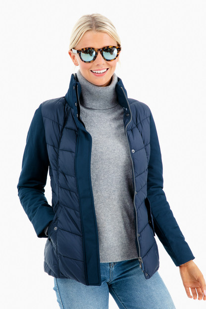 Hayle Quilted Jacket
