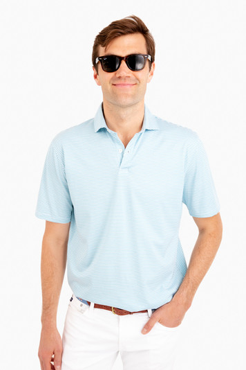 the herron knit shirt